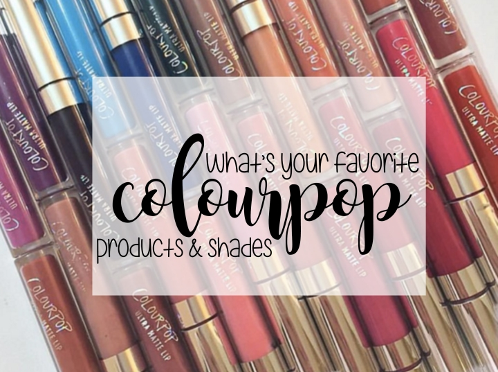 colourpop graphic