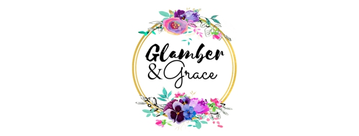 Glamber and Grace Banner